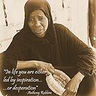 NatashamenoN Cards- Egyptian Women, Aswan Egypt by Tash  Menon