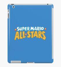 Super Mario All Stars iPad Case/Skin