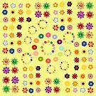 Many Flowers by FrankieCat