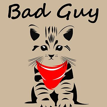 Mr. Bad Guy, kitten by FrancisOsorio