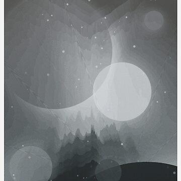 Space Glow by jondenby