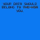 Your Data Belongs to You by EsotericExposal
