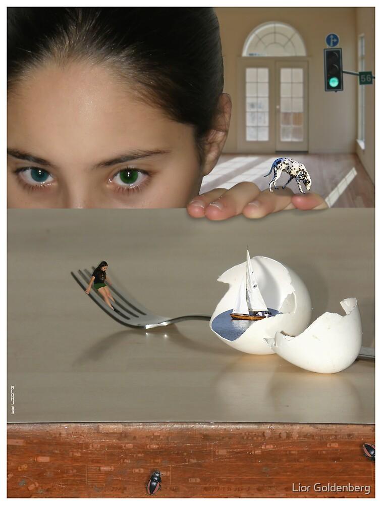 Eggotrip by Lior Goldenberg