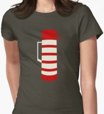 The Jerk Thermos Women's Fitted T-Shirt