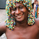 Bahia Man, Salvador 2009 by Tash  Menon
