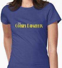 Les Cousins Dangereux Women's Fitted T-Shirt