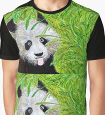 Pandamonium Graphic T-Shirt
