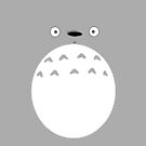Totoro Iphone Case by Mhaddie