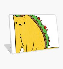 Tacocat: the cat who is a taco Laptop Skin