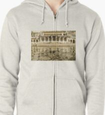 Pichola Reflection 01 Zipped Hoodie