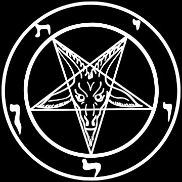 The seal of Baphomet by Weltenbrand