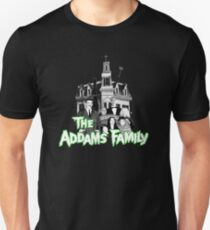 The Addams Family Shirt Unisex T-Shirt