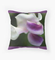 The Unusual Corkscrew Flower   Floor Pillow