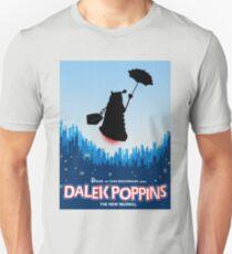 Dalek Poppins  Unisex T-Shirt