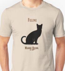 Manne Quinn - Feline Unisex T-Shirt