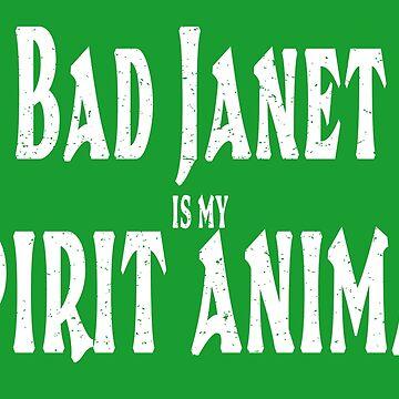 Bad Janet by PlavaLaguna