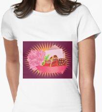 Gift box and roses T-Shirt