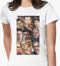 Jeff goldblum  Fitted T-Shirt