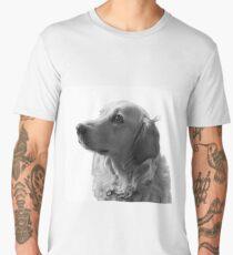 Cute Doggy Men's Premium T-Shirt