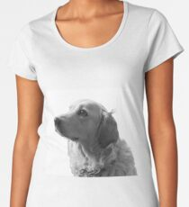 Cute Doggy Women's Premium T-Shirt