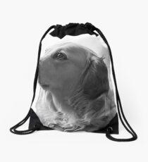 Cute Doggy Drawstring Bag