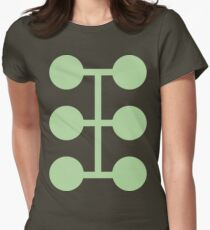 Madrox-Factor Womens Fitted T-Shirt