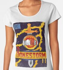 Bonestorm Cover Vintage Women's Premium T-Shirt