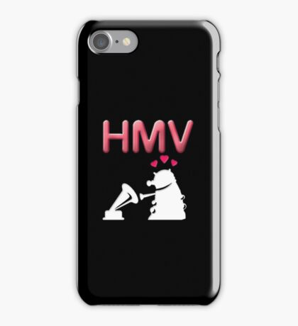 His Master's Voice iPhone Case/Skin