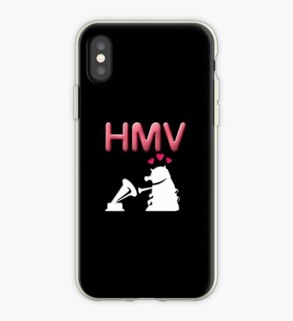 His Master's Voice iPhone Case
