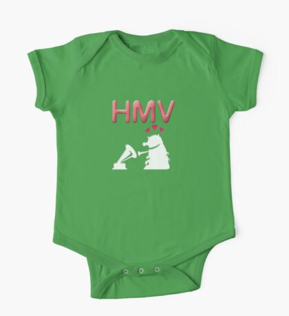 His Master's Voice Kids Clothes