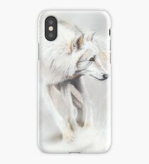 Whiteout iPhone Case/Skin