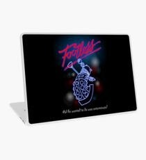 Footless - All he wanted to do was exterminate! Laptop Skin