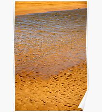 Stockton Beach Poster