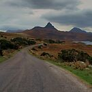 The Road to Stac Polly by Alexander Mcrobbie-Munro