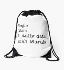 jonah marais Drawstring Bag