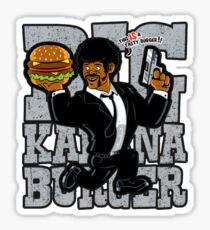 Jules - Tasty Burger Sticker