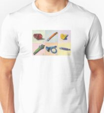 Whistles Series Print Unisex T-Shirt