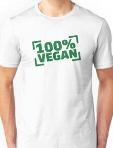 100% Vegan Unisex T-Shirt