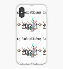 Harlequin-Leader of the Gang iPhone Case