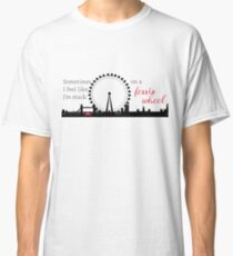 Love Simon - Ferris Wheel Quote Classic T-Shirt