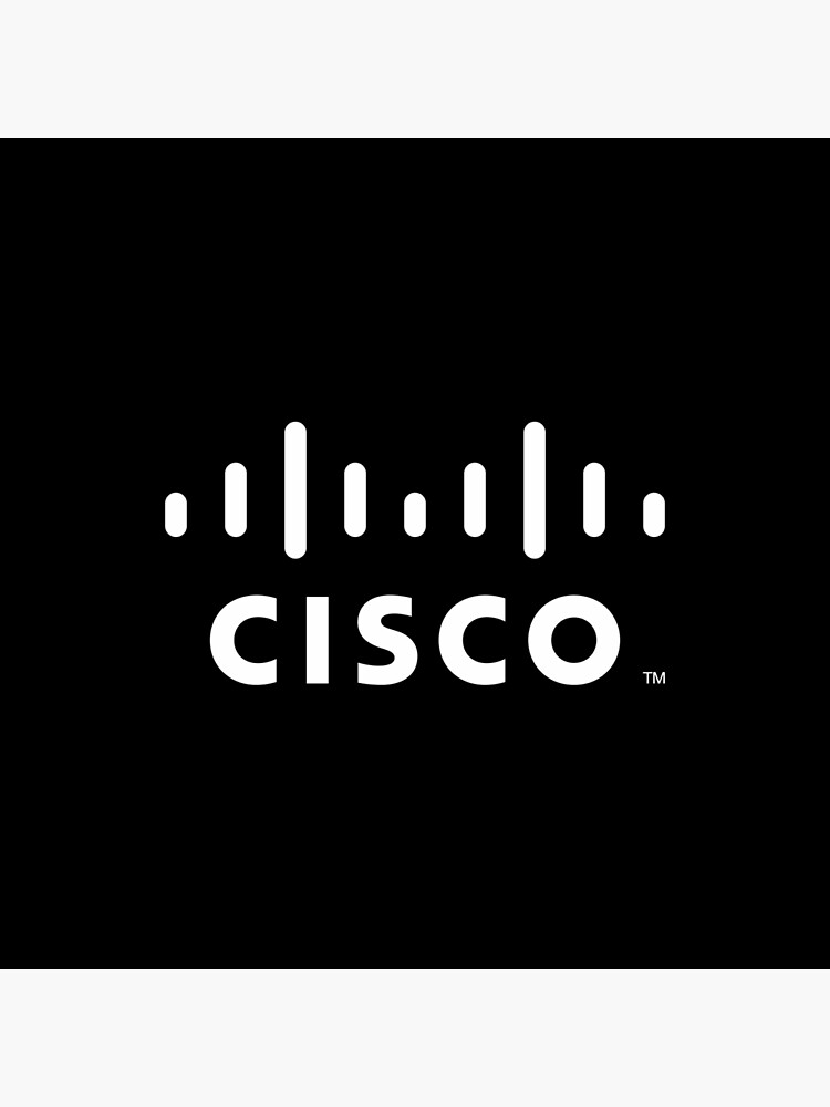 Cisco Systems Logo Merchandise by WilliamsBlack