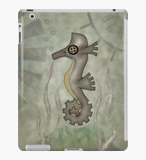 Sir Angustus Finn - Nautical Steampunk Seahorse iPad Case/Skin
