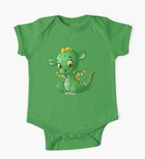 Cute baby dragon One Piece - Short Sleeve