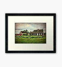 Ross Farm, Nova Scotia Framed Print