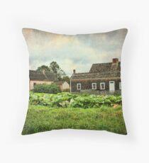 Ross Farm, Nova Scotia Throw Pillow