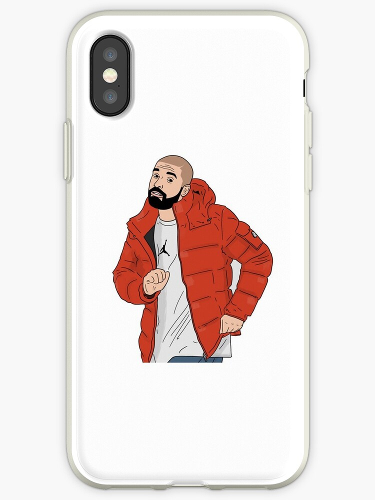 huge selection of 74043 7c552 'Drake   Hotline Bling' iPhone Case by Pedge's Houseboat