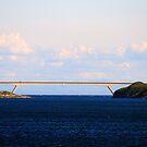 Scalpay Bridge by Alexander Mcrobbie-Munro