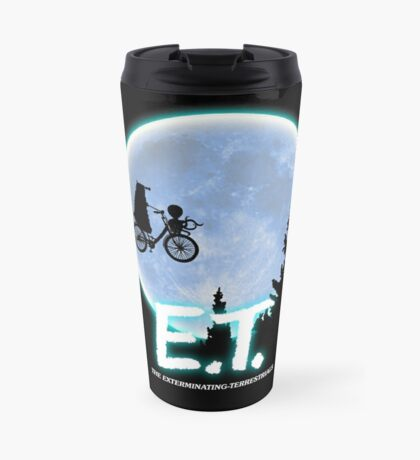 Exterminating Terrestrials Travel Mug