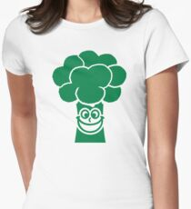 Funny broccoli face T-Shirt