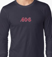 The Greatest Hitter Who Ever Lived - Boston Red Sox Long Sleeve T-Shirt